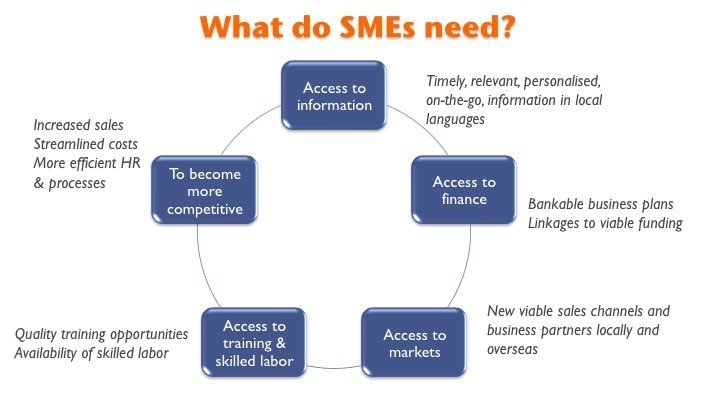 What Smes Really Need And Why They Re Still Not Getting